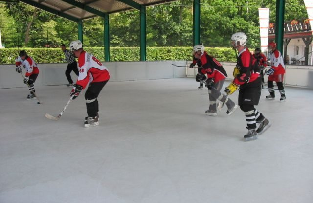 Hockey Training